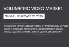 Photo of Volumetric Video market 2020-2025 forecast
